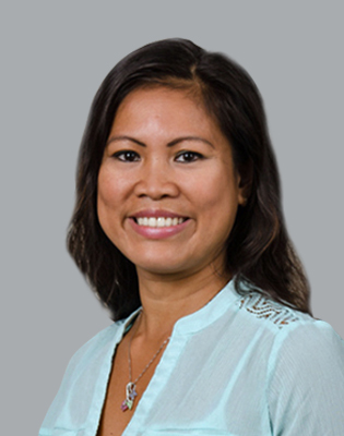 Portrait of Manager Abbie Rodriguez
