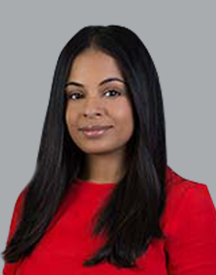 Portrait of Legal Assistant Justine Cardenas