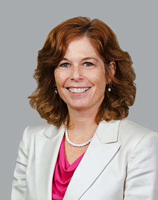 Portrait of Partner Laura Alcott, Esq.