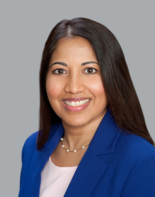 Portrait of Paralegal Nadeera Weiss