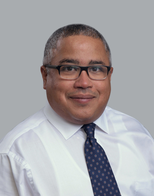 Portrait of Administrative Clerk Ralph Betances