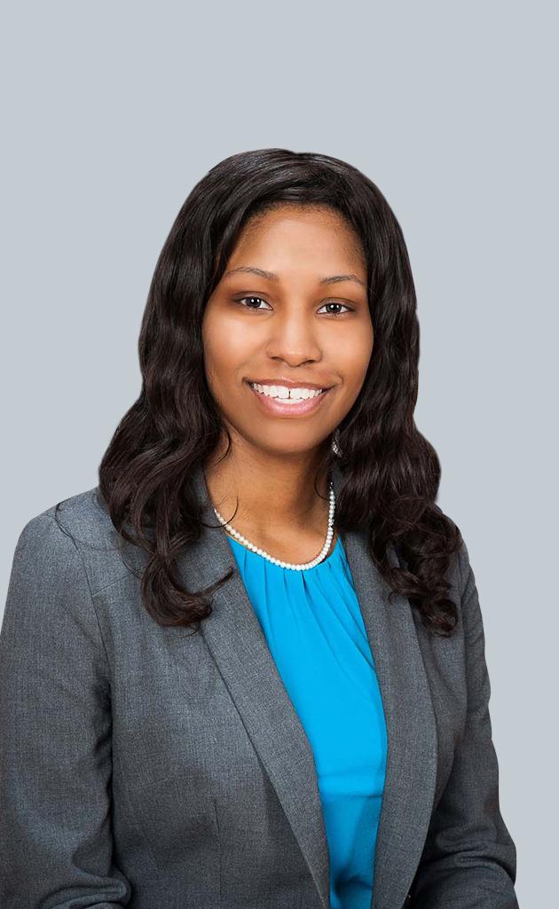 Portrait of Associate Alyssa Gillespie, Esq.