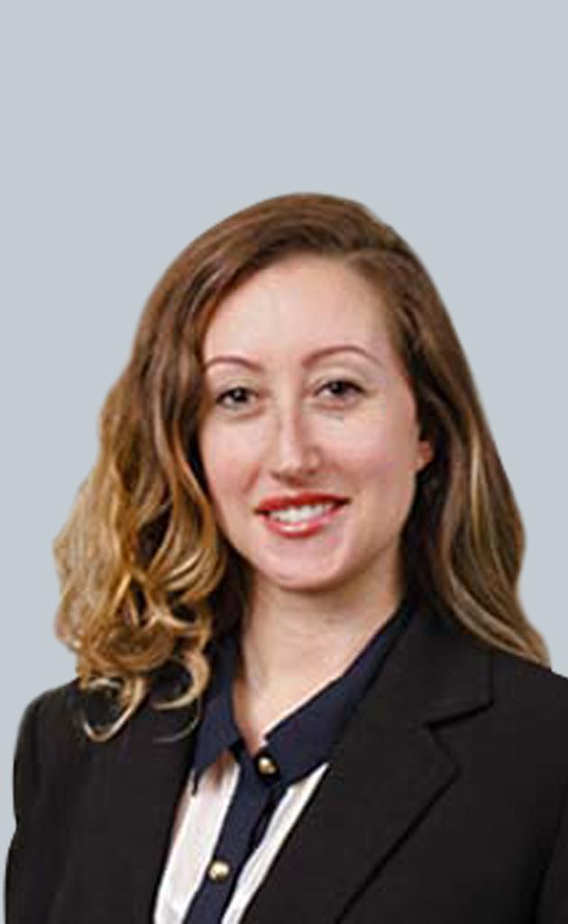 Portrait of Senior Associate Jessica J. Kastner, Esq.