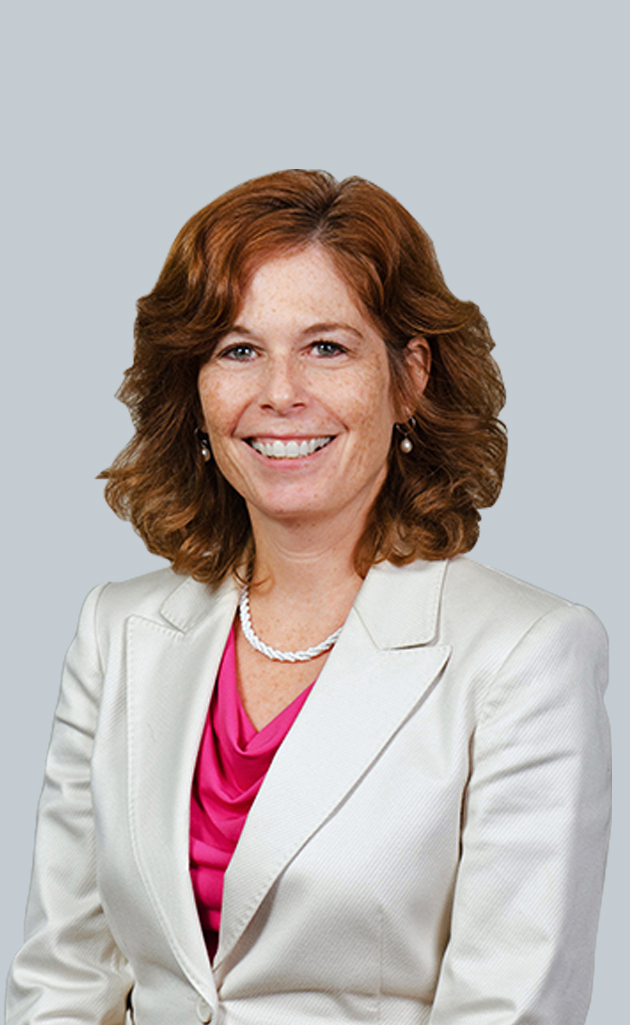 Portrait of Partner Laura Alcott, Esq.