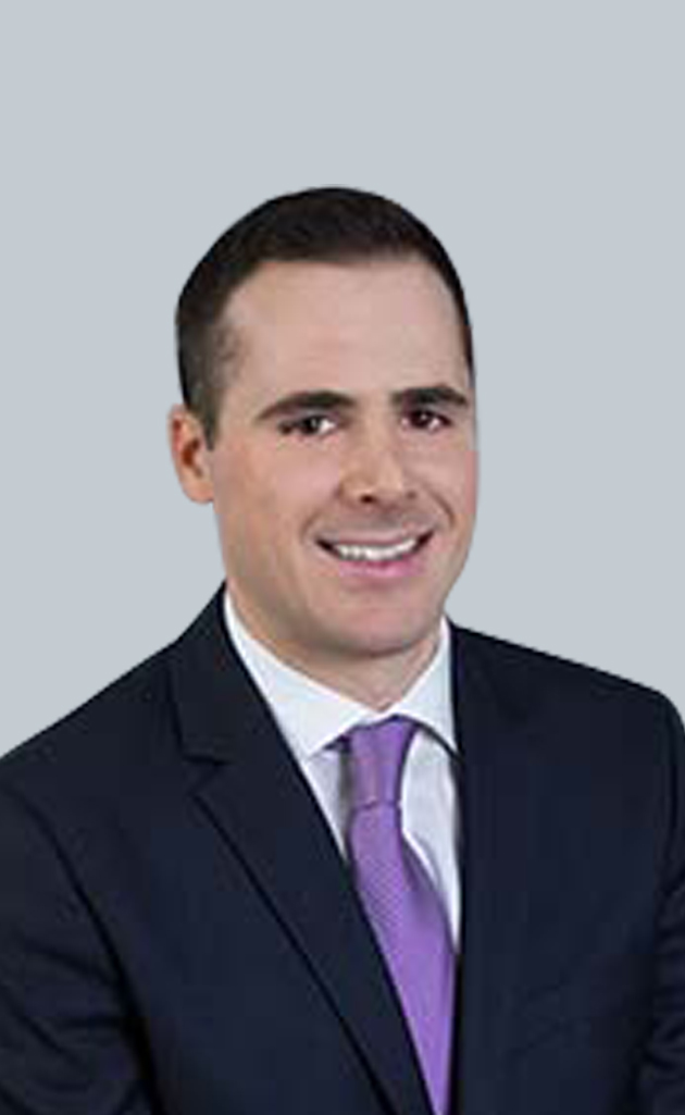 Portrait of Associate Solomon Frager, Esq.